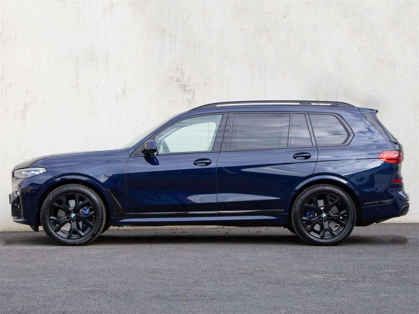 BMW X7 M50i